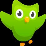 Apprendre l'anglais avec l'application DuoLingo