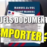 Quels documents emporter lors d'un vol ?