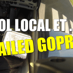 Vol local et Failed Gopro