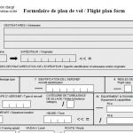 Comment remplir un plan de vol ?
