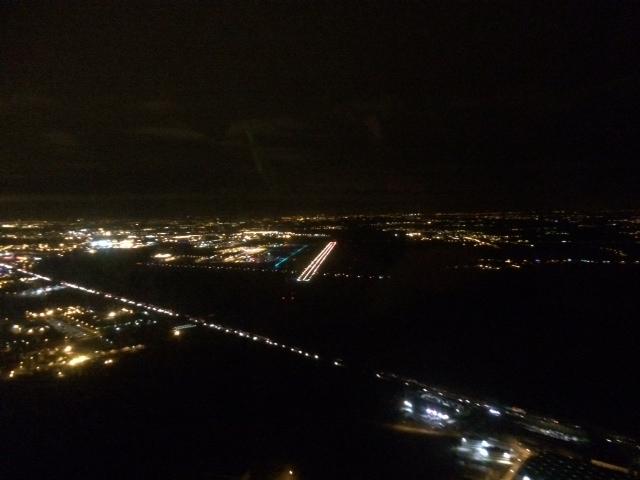 Vol de nuit LFQQ