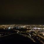 Panne électrique en vol de nuit