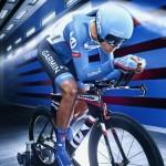 Pourquoi les cyclistes se rasent les jambes?