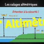 [Instruments de vol] L' altimètre